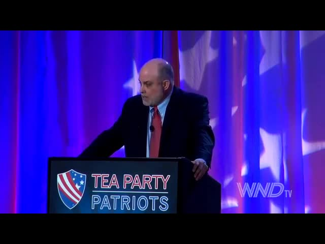 Mark Levin Speaks At Tea Party 5 Year Anniversary Event_