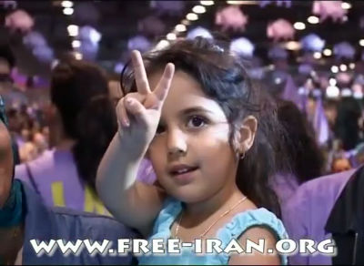 Iranian Huge rally gathering villepinte paris france 23 june 2012 maraym rajavi mek pmoi free_3