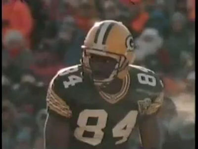 Sterling Sharpe WR Green Bay Packers