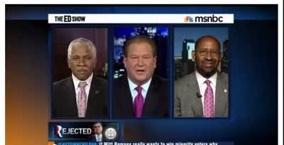 EdShow Analysis of Romney Speech 07-11-12