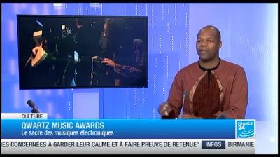 France24-JT-Qwartz- 2 avril 2013