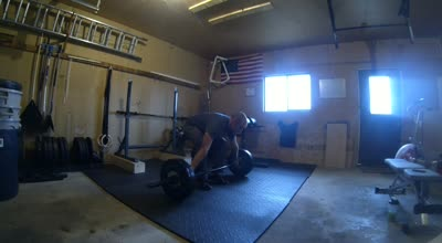 Snatch Deadlifts – 185#