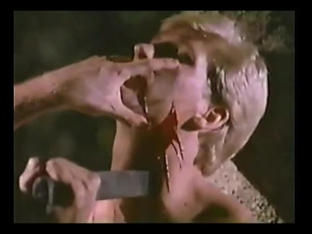 Hauntedween 1991 – Awesome Killing! – a SLASH above…