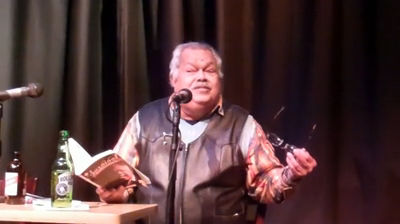Miguel Algarin's 1st Reading @Nuyorican Poets Cafe (March 3, 2011)
