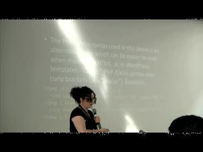 Kathryn Presner: WordPress Conditionals