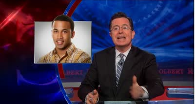 STEPHEN COLBERT – INFLUENTIAL MEN – BILL O'REILLY