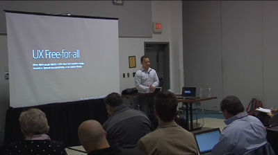 John Gough: User Experience