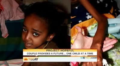 TODAY Show- Family opens hearts, home to HIV-positive orphans