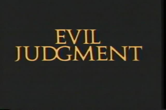 EVIL JUDGMENT 1981 – Trailer – a SLASH above…