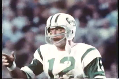 Super Bowl III Highlght