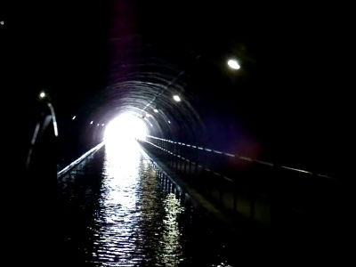 Return Through The Tunnel: Into The Light