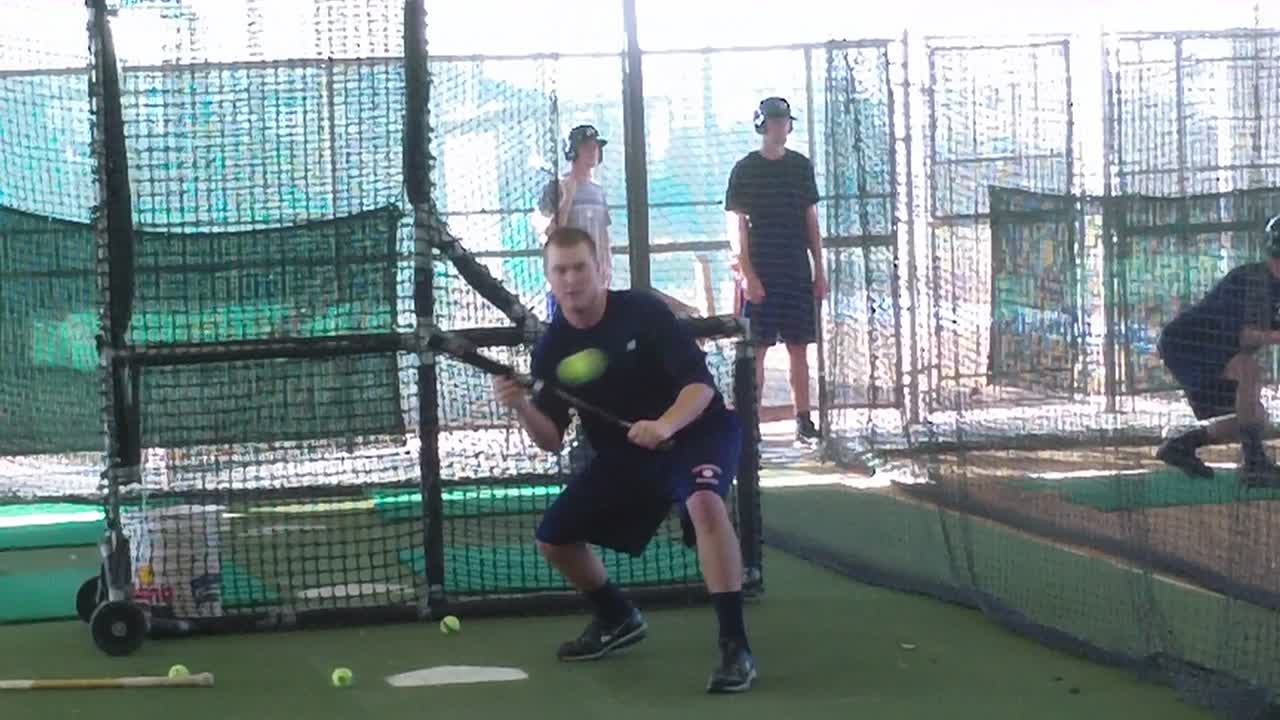 Pitchers Bunting