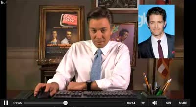 JIMMY FALLON Mitt Romney's Video Blog –  First Entry
