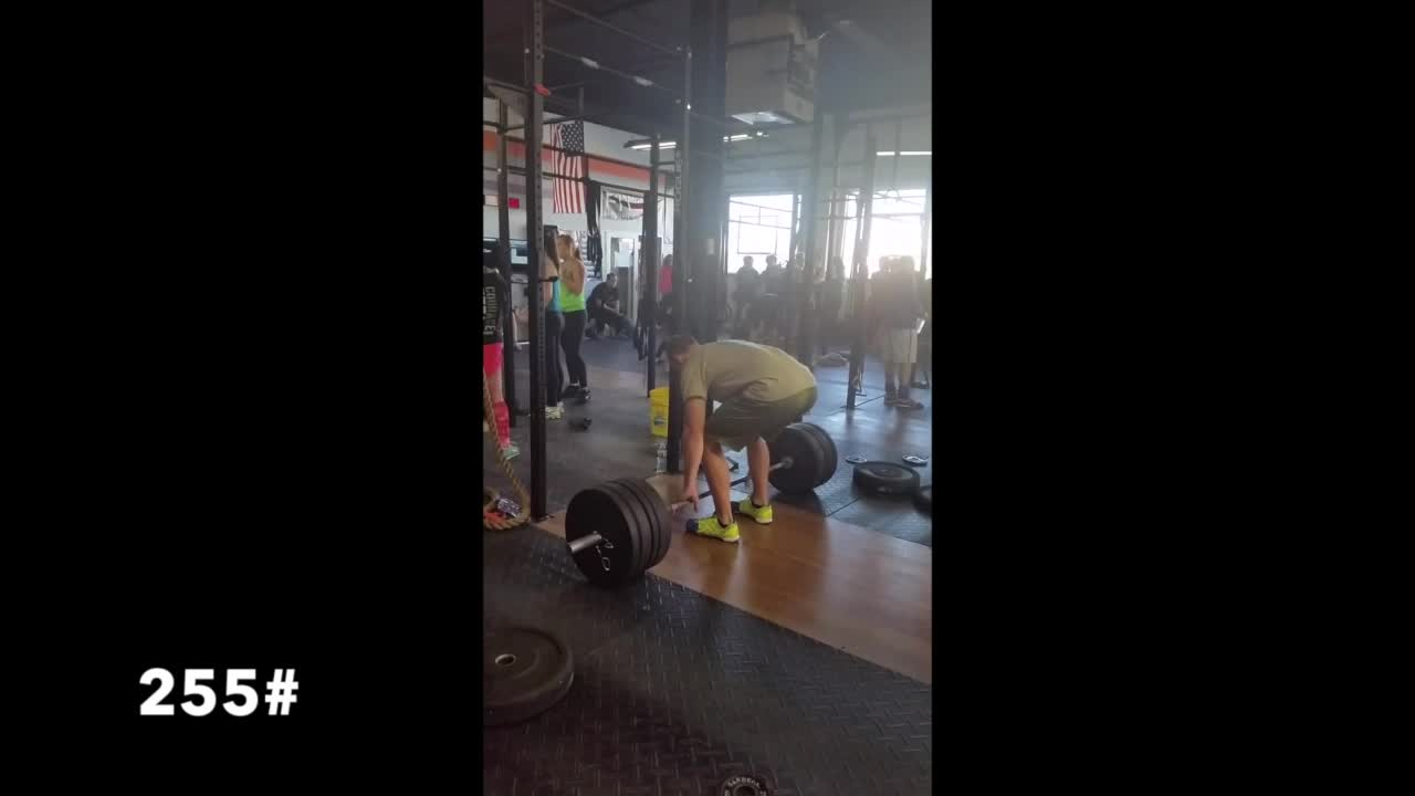 SFBC Throwdown – Cleans
