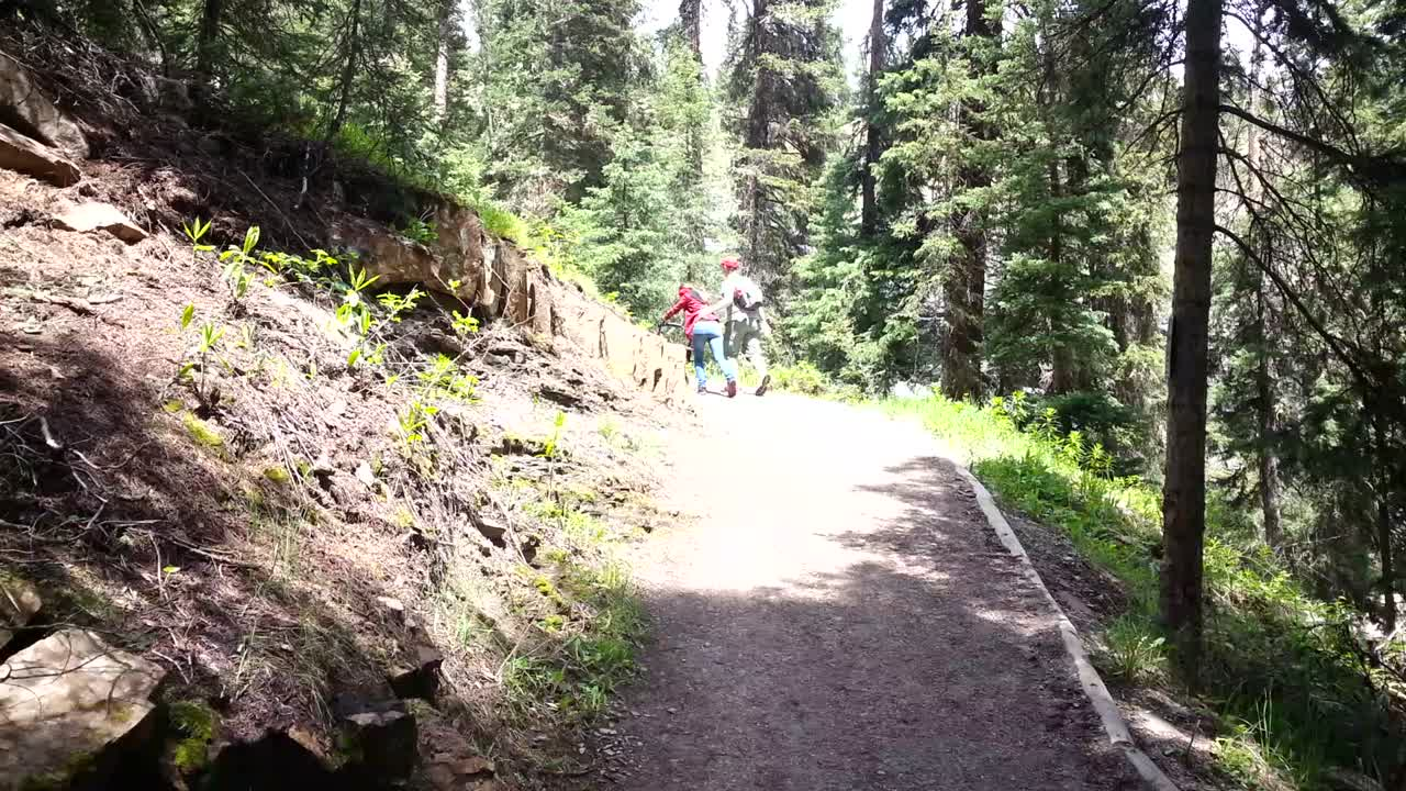 Ousel Falls Trail – accessible