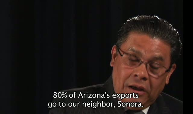 Another Side of the Border: Trade in the Borderlands