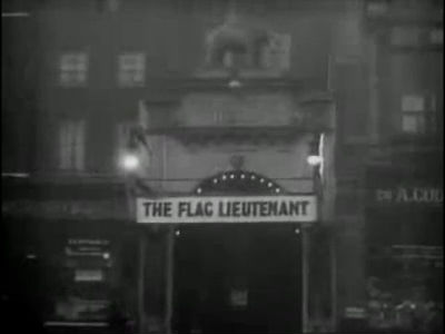 The Elephant Theatre, as seen in &#8216;London at Night&#8217; (circa 1921)