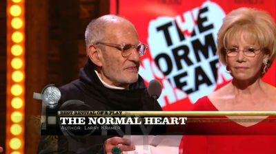 Tony Award Acceptance Speech: The Normal Heart