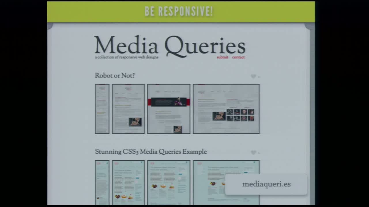 Sara Cannon: Responsive Web Design