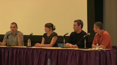 Panel Discussion: Building a Community with WordPress