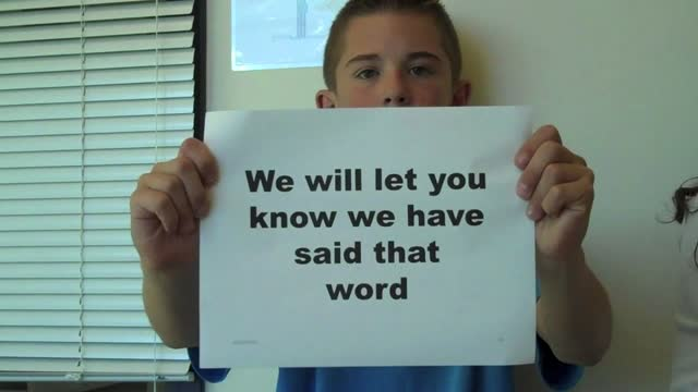 R-Word
