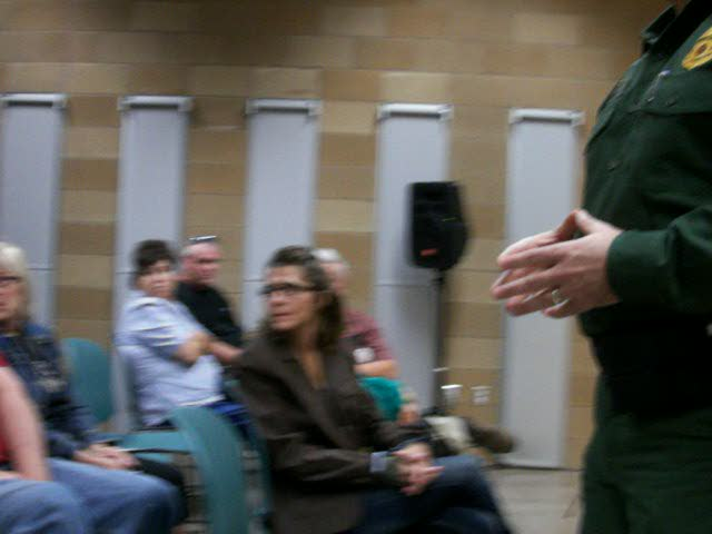 Border Patrol Murrietta Townhall Agent Rosas Executed Explained