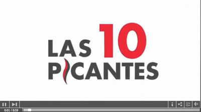 Las 10 Picantes Con Camilo (Carlos Ferro)