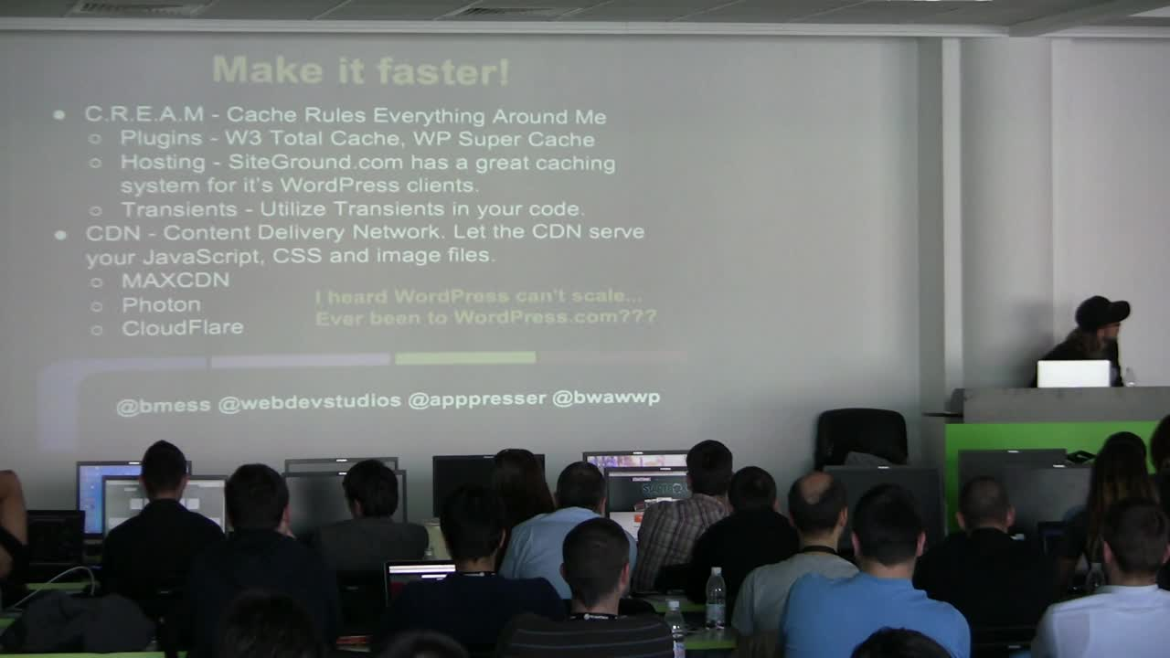 Brian Messenlehner: WordPress As An Application Framework