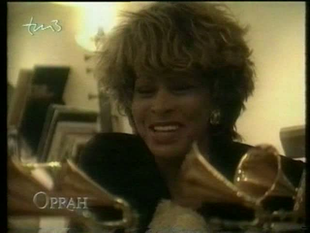 Tina Turner – tour of her house – Oprah show 1997