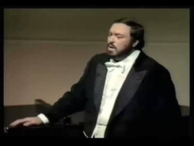 Ave Maria de Shubert – Luciano Pavarotti