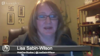 Lisa Sabin-Wilson: Scoping Projects To Avoid Stress, Headaches And Angry Mobs