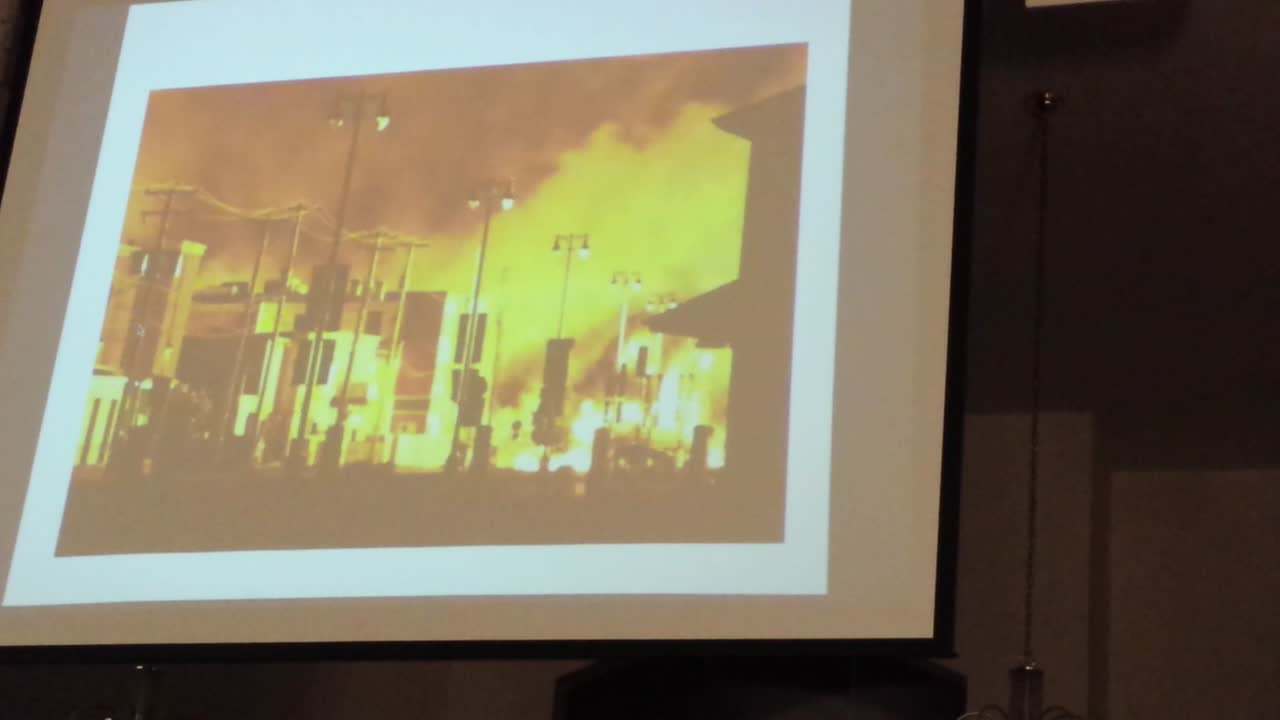 Crying for Lac Megantic… and learning the lessons.
