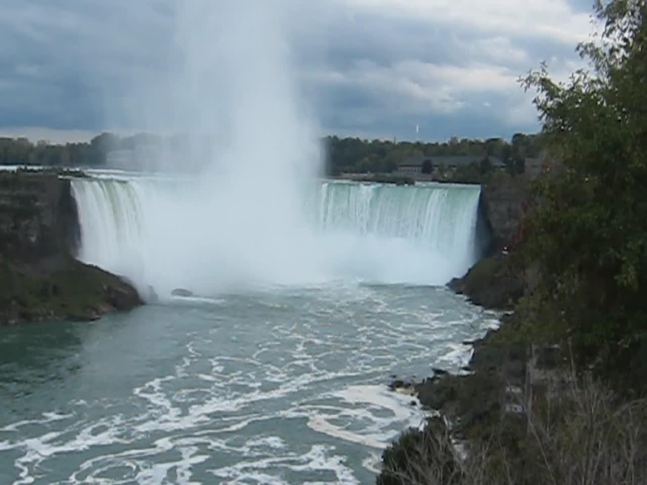 Niagara Falls 10 Oct 2014