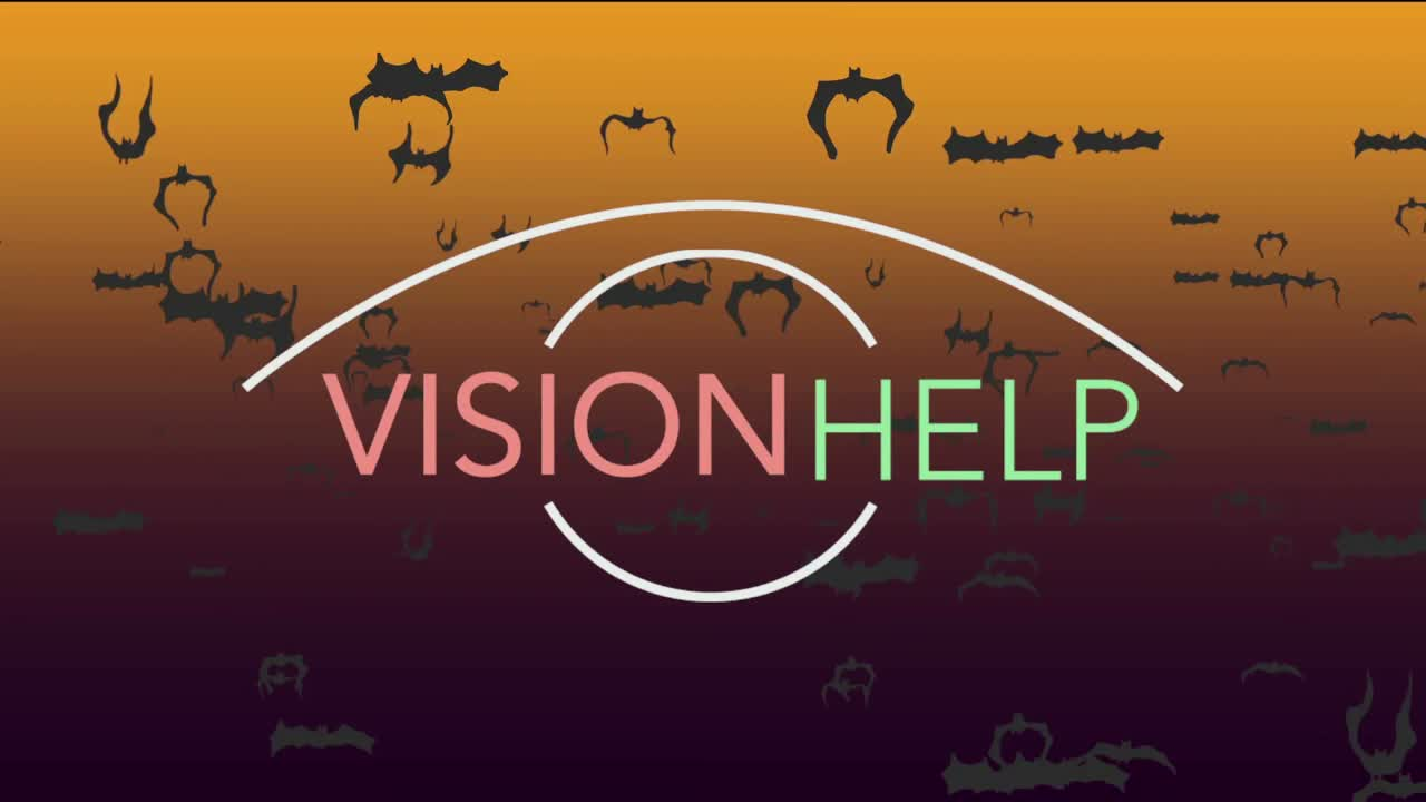 Happy Halloween-Vision Help