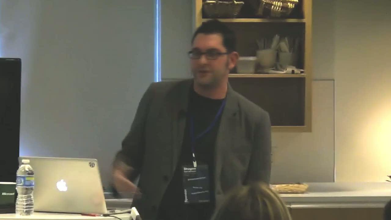 Shayne Sanderson: WordPress/PHP/CSS