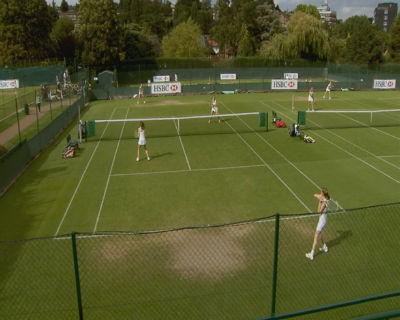 The 10th National Finals at Wimbledon