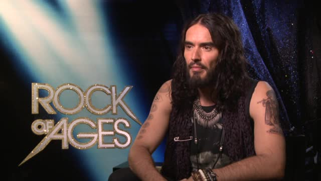 Rock of Ages – Russell Brand Video