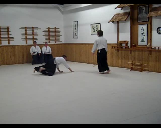 Travis's Sankyu Test – Tachidori