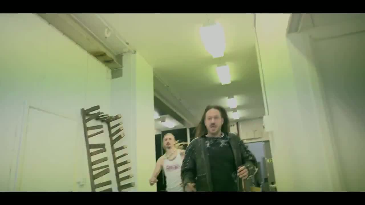 HammerFall – One more time (Official Video)