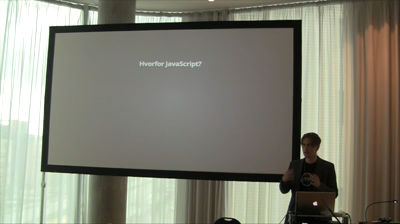 Jens Ahrengot Boddum: JavaScript og WordPress