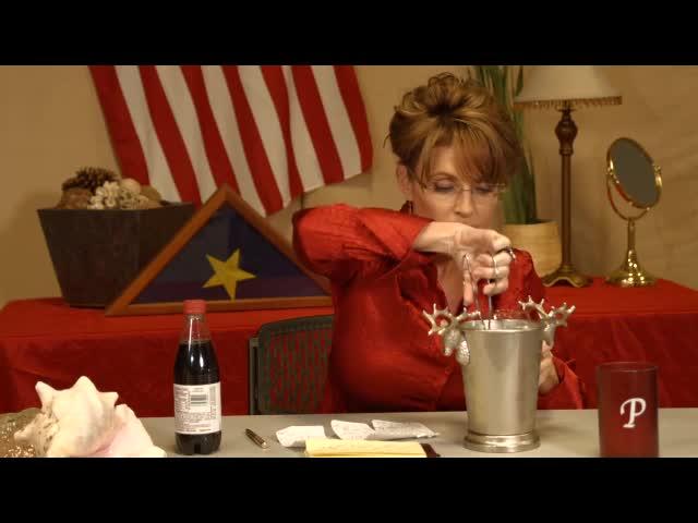 Sarah Palin's Ice Bucket Challenge