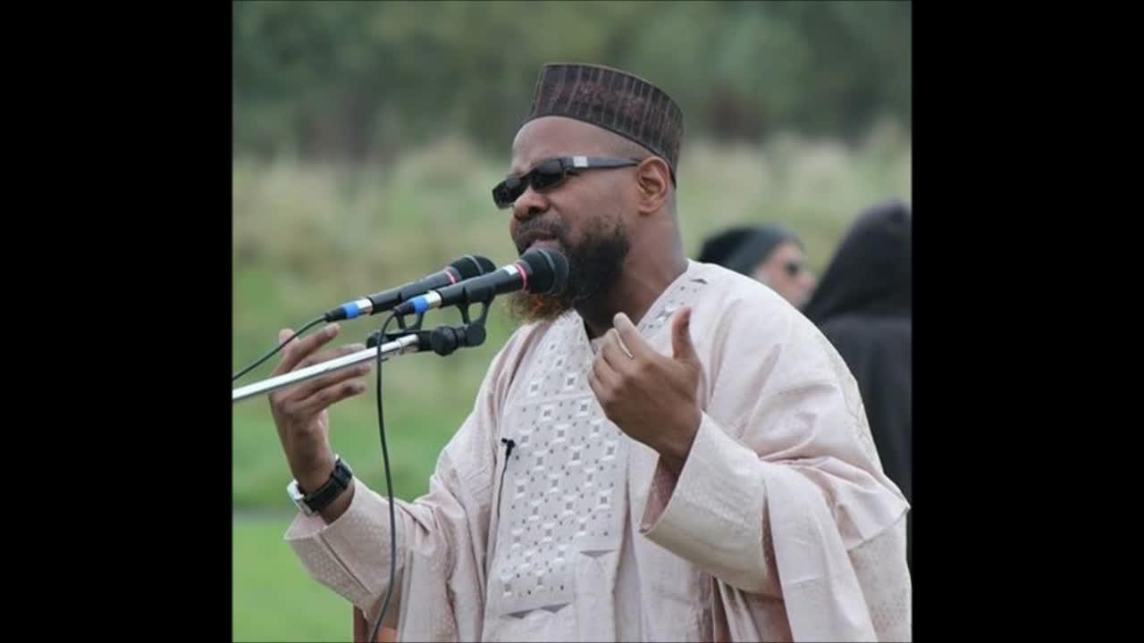 Abu Usamah at-Thahabi – 'stinking kafir'