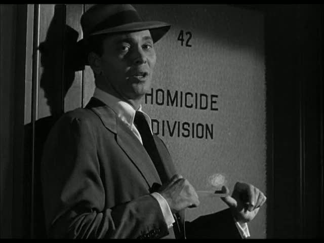 Tension (1949) – Taking suspects to the breaking point