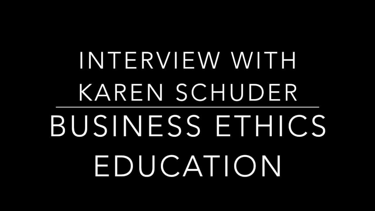 Episode 96.Interview with Karen Schuder