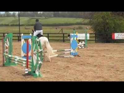 Dennis Clear Round Jumping