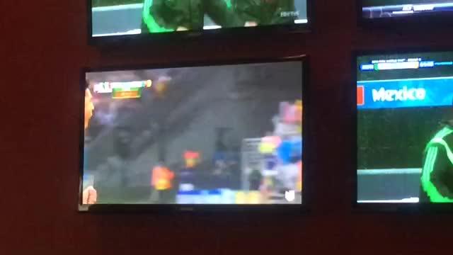 La Copa Mundial 2014, Latina, Americana y Mundial