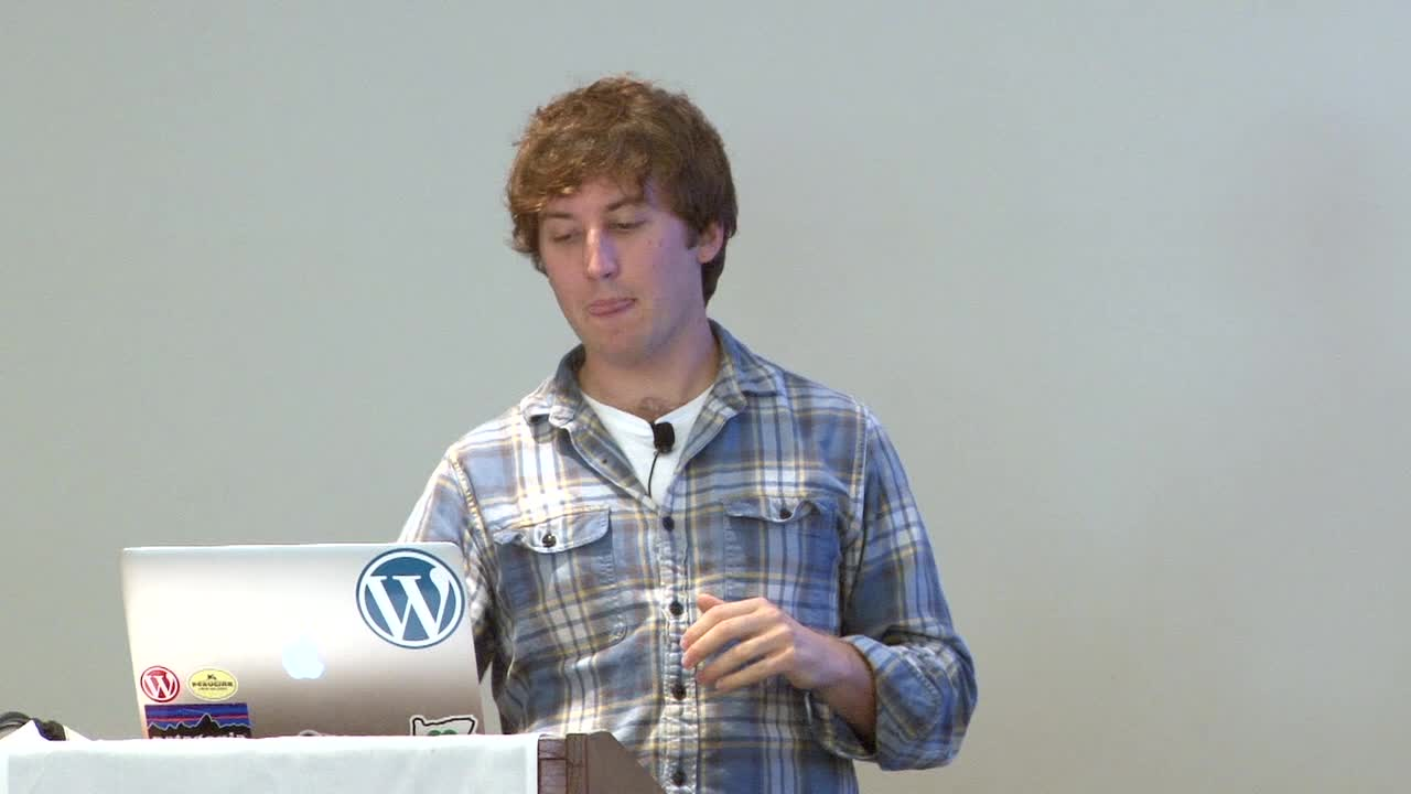 Daniel Bachhuber: Zen of WP Development