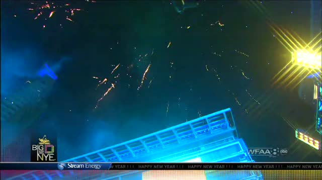 Stream Energy Fireworks Spectacular
