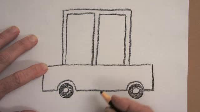doodle bug car 1