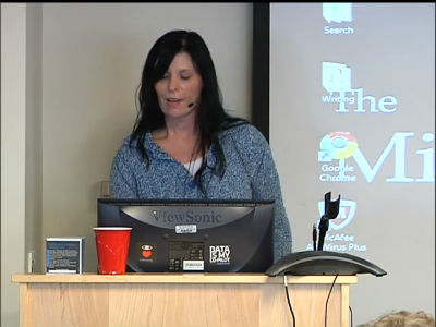 Michelle Anderson: Using the Apture Plugin to Tell Interactive Stories